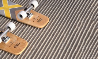 Atypical Creates Two Wooden Boards for Deus ex Machina