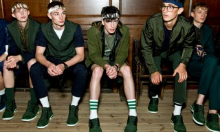 Baartmans & Siegel – Military/Sport Fusion for Summer 2015
