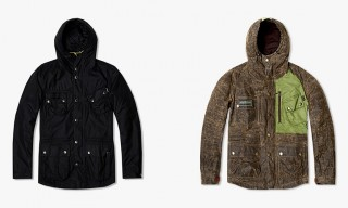 Barbour Hooded International Jackets For Fall 2014 – 2 Styles