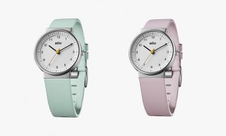 The Braun BN0031 Watch in Pastel Colors – Light Shades for Summer