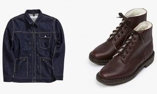 British Remains Fall/Winter 2014 – Denim, Footwear & More