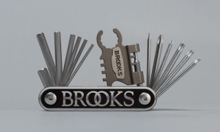 A Handsome Bicycle Repair Multi-Tool from Brooks England