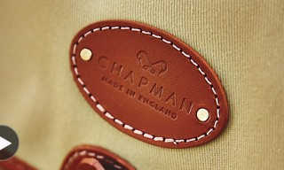 Traditional British Bag Maker Chapman Relaunch for 2014