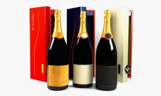 Ferrari and Veuve Clicquot Limited-Edition Maranello Champagne Set
