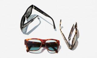 Dom Vetro for Club Monaco Arpetto Sunglasses