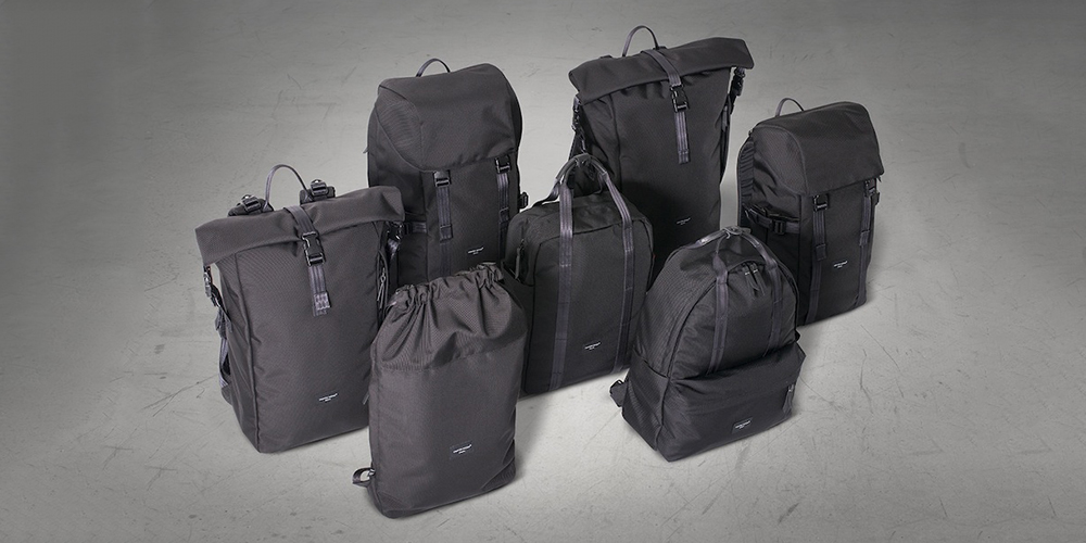 Crafted Goods Cordura Ballistic Collection