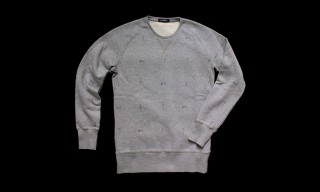 "Tenue de Nîmes & Denham Create ""Double Dutch"" Sweatshirt"