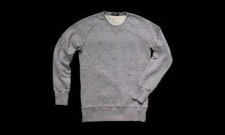 """Tenue de Nîmes & Denham Create """"Double Dutch"""" Sweatshirt"""
