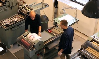 Watch Erik Spiekermann Speak on Letterpress