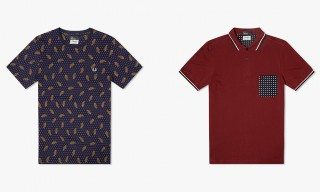 Fred Perry for Drake's Polos & Tees British – Classics Combined