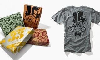 House 33 T-Shirt Collection by House Industries