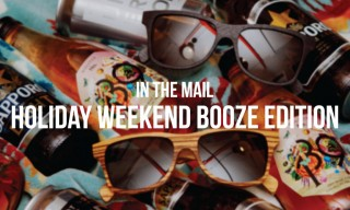 In The Mail | Holiday Weekend Booze Edition