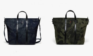 Teddyfish & Kapok Create Two Abstract Print Totes