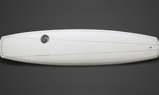 Wax/Surf Co. for Kaufmann Mercantile Handmade Surf Board