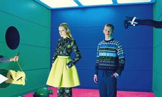 Take a Look at the Kenzo Fall/Winter 2014 Film by TOILETPAPER