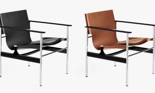 The Revival of the Pollock Arm Chair by Knoll