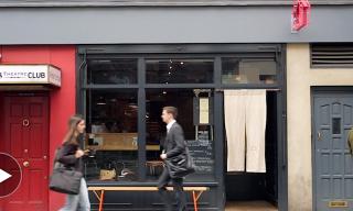 Inside London's Favourite Noodle Bar – KOYA