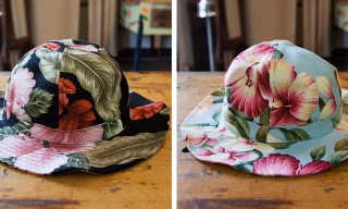 Left Field NYC Pearl Harbor WW2 Bucket Hats