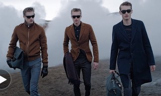 Louis Vuitton Fall/Winter 2014 in Motion – Directed by Kim Jones