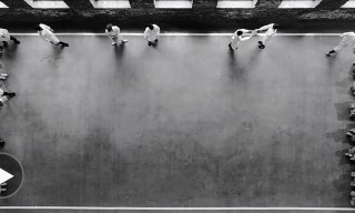 "Marina Abramovic & adidas recreate ""Work Relation"" Performance for World Cup"