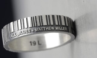Matthew Miller + ALL_BLUES Jewellery Collection for Fall 2014