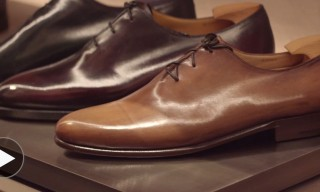 Behind the Brand with Luxury Shoemaker Berluti