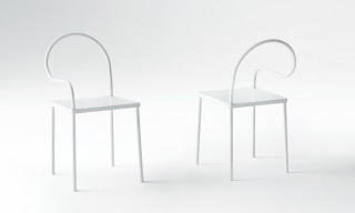 "Nendo for Desalto ""Softer Than Steel"" All-White Furniture Collection"