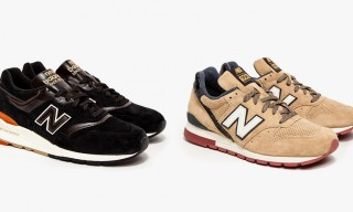 "New Balance Wild West and Gold Rush ""Authors Collection"""