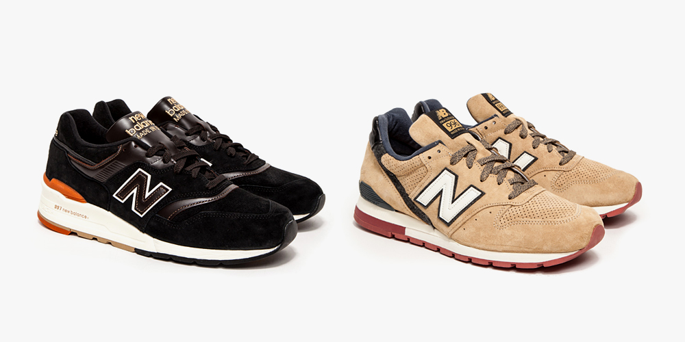 New Balance Wild West and Gold Rush Sneakers for 2014