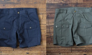 Owner Operator 6-Pocket Scout Shorts