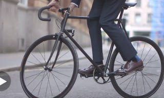 Paul Smith on the Making of the 531 Mercian Fixed Gear Bike