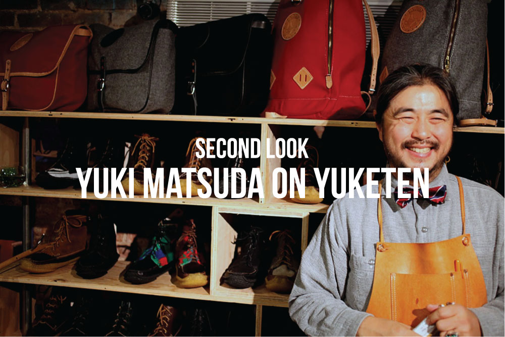 Second Look | Yuki Matsuda on Yuketen's Past, Present and Future