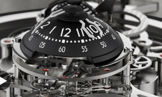L'Epée 1839 for MB&F Starfleet Machine Table Clock