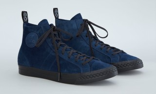 Todd Snyder for PF Flyers Fall 2014 Suede Rambler Hi-Tops