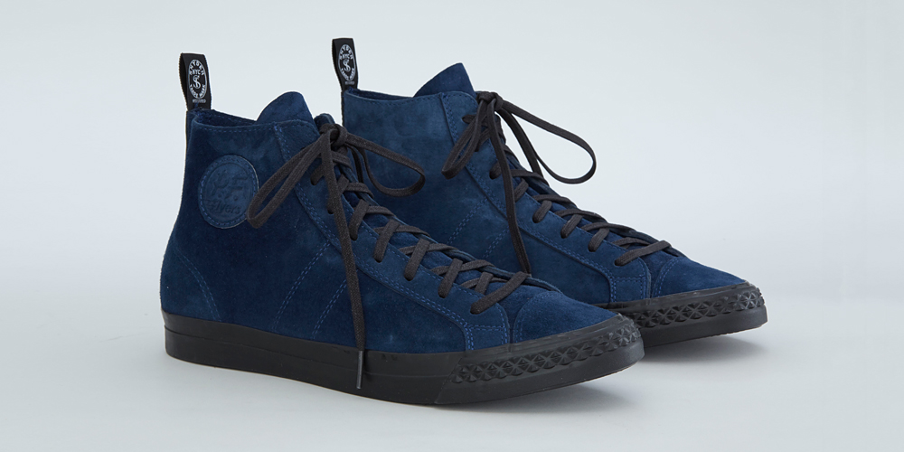 Todd Snyder for PF Flyers Fall 2014 Suede Rambler Sneakers