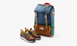 Go Outdoors with Topo Designs & Salomon for Spring 2015