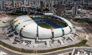 Casa Futebol – If Brazil's World Cup Stadiums Were Housing