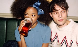 Maison Kitsune Fall/Winter 2014 – London Beats