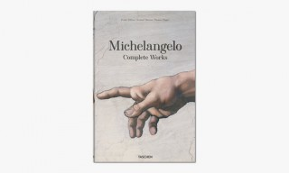 "Look Inside ""Michelangelo: Complete Works"" Book"