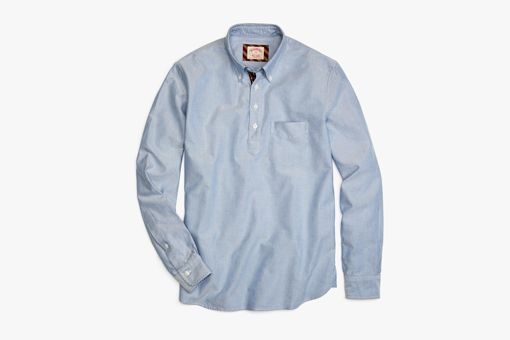 Selectism Buyers Guide | 10 Popover Shirts for Summer