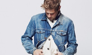 Deadstock Denim Garments from Ruell and Ray Spring/Summer 2015