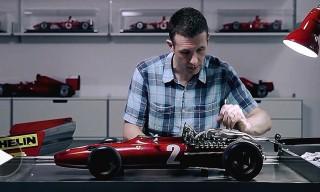 Blackbird Automotive Journal Speak to Model Maker Philip Mitchell