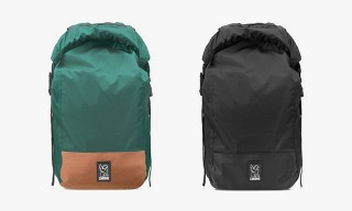 "John Cardiel for Chrome Industries Lightweight ""Rustic ORP"" Backpack"