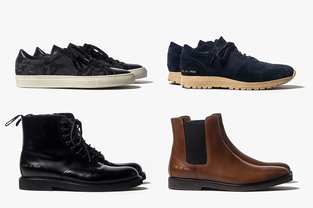 Common Projects Fall/Winter 2014 Preview