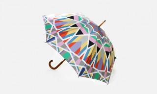 Geometric Print Umbrellas from London's DavidDavid