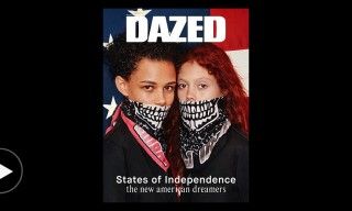 "Dazed Fall 2014 Issue – ""The New American Dreamers"""