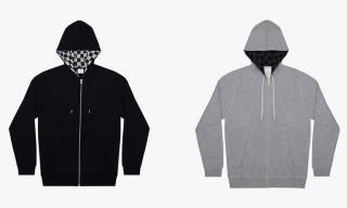 Sunspel Hooded Sweatshirts for Dover Street Market 10th Anniversary