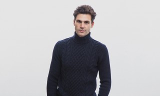 Get Ready for Winter with Fine Drumohr Knitwear – Italy via Scotland