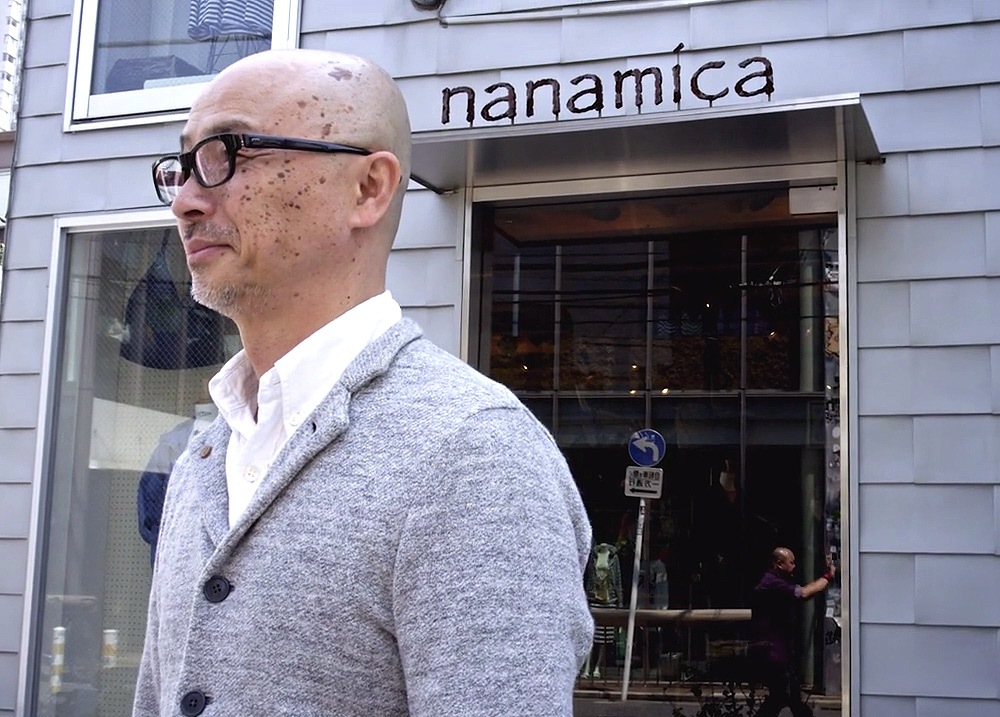 A Conversation with Eiichiro Homma of Nanamica & The North Face Purple Label