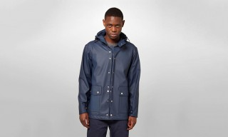 Sweden's Grundens Create Water & Windproof Parka for YMC